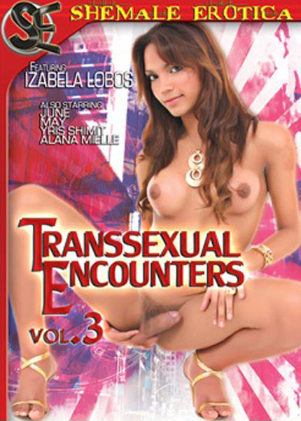 Транссексуальные встречи 3