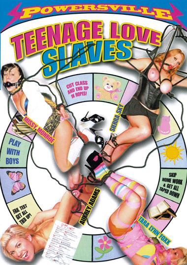 Подростковые рабы для любви