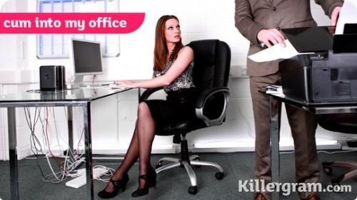 Кончи в моем офисе