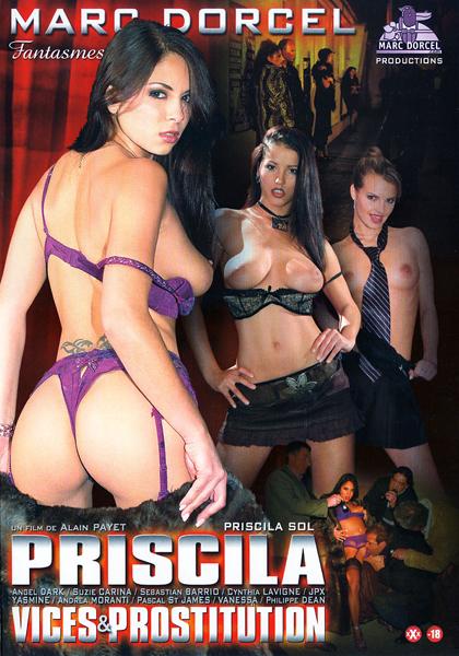 Присцила: разврат и проституция