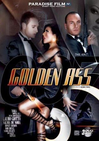 Агент 007: Золотая Задница