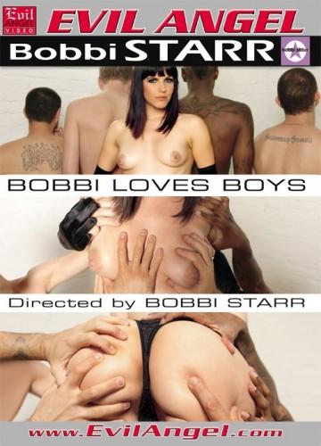 Bobbi любит мальчиков