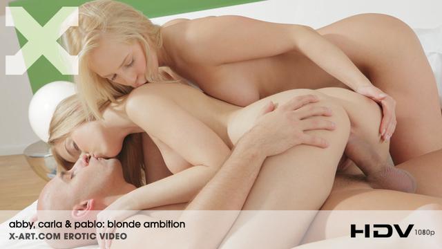 Блондинки с амбициями