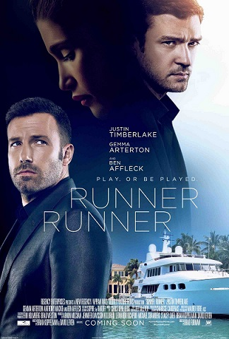 Va-банк / Runner Runner (Брэд Фурман) [2013, триллер, драма, криминал, CamRip] DUB