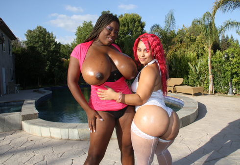 Mianna Thomas and Pinky - Threesome scene (PinkyXXX.com) - 2009