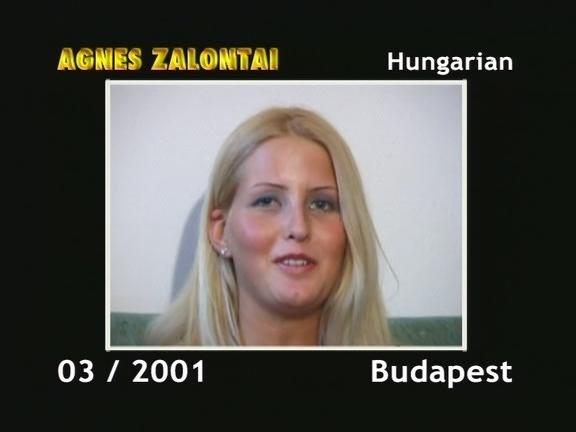 Private Casting X - Agnes Zalontai