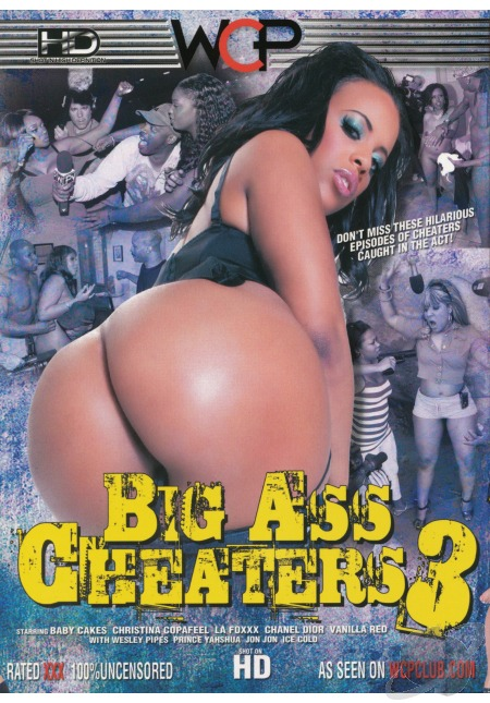 Big Ass Cheaters #3