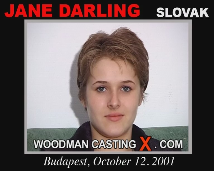 Woodman Casting X - Jane Darling