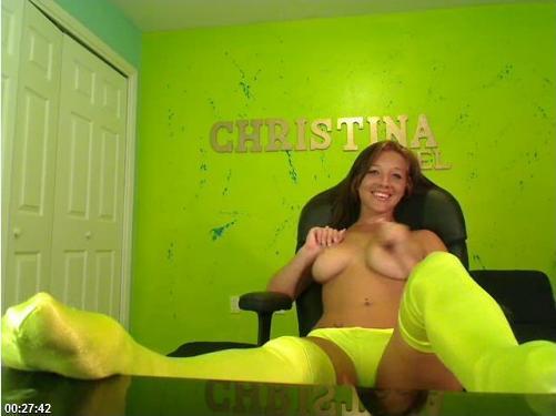 christina model webcam 41