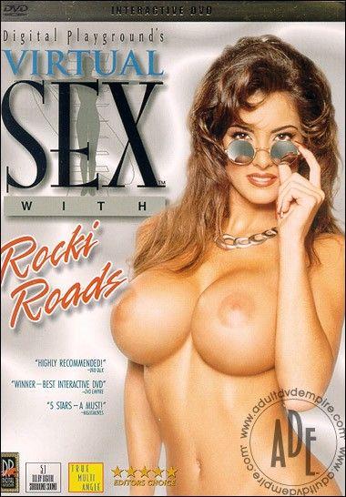 VirtualSex with Rocki Roads (split scenes/angle)