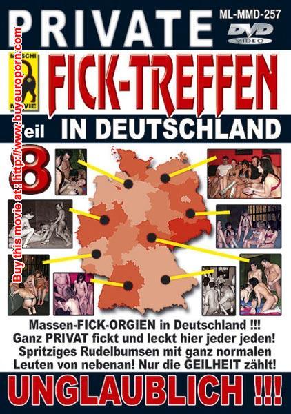 Private Fick Treffen in Deutschland 08 (German Swingers)