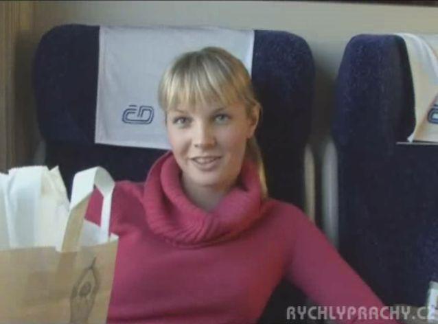 On A Train.avi