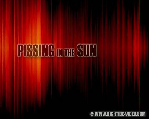 Hightide 80 - Pissing In The sun (2009) DVDRip