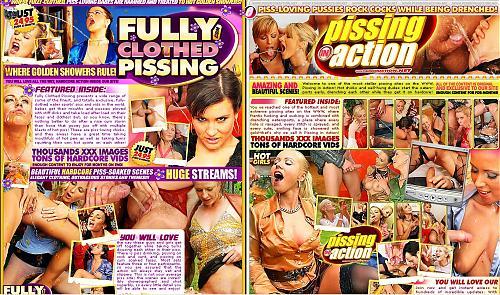 Pissinginaction Part 1 (4:00) (2004) DVDRip