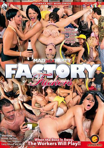 Mad Sex Party Factory Fuckers / Mad Sex Party trahalschikov Factory (2008) DVDRip