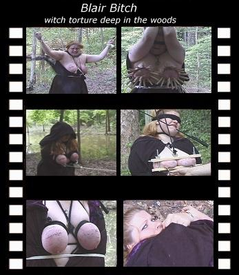 Blair Bitch Witch Torture / inquisitors tried to Blair Witch (2010) Other